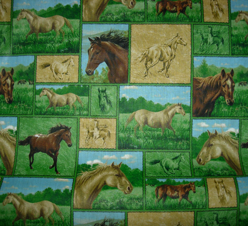 Hautmann Horses, Grün