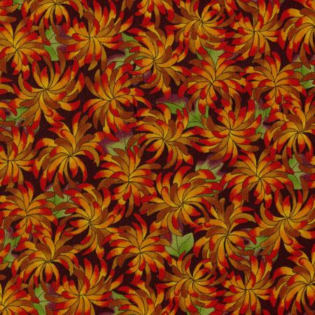 Enchancement, Blumen, Orange