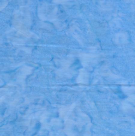 Tonga Batik, Robins Egg, Blau