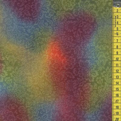 Blumen, Multicolor (Blau/Grün/Gelb/Rot)