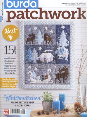Burda Patchwork Winter 2018