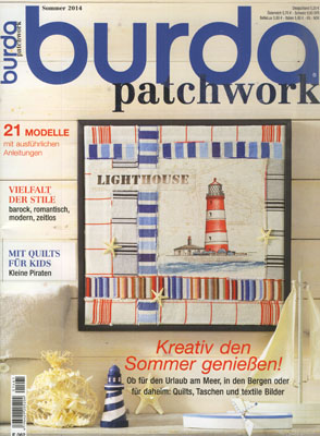 Burda Patchwork Sommer 2014 E062