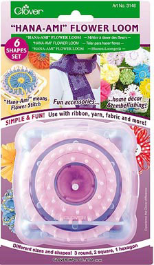 """Hana-Ami"" Flower Loom"