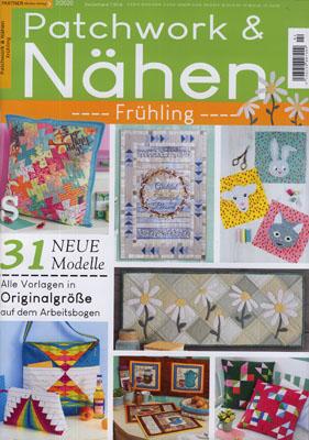 Patchwork & Nähen - Frühling - 2/2020