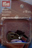 Magnet-Verschluß, 19mm, Silber