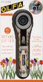 Rollschneider 45mm - Sonderedition Tulpe